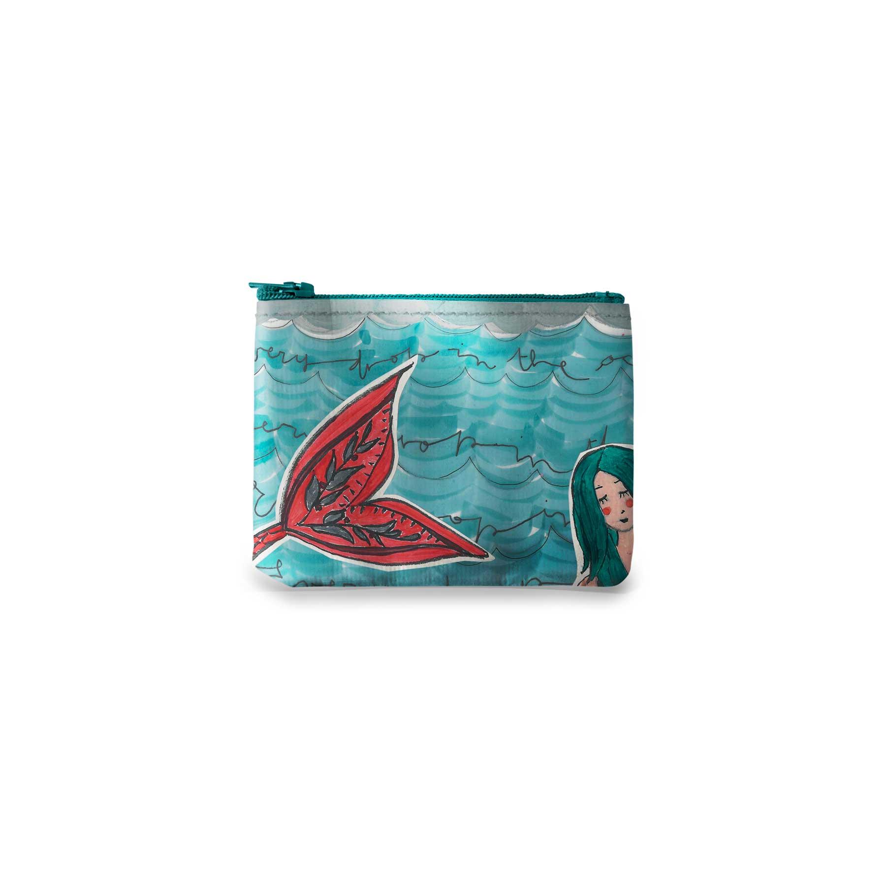 Portamonete Sirena
