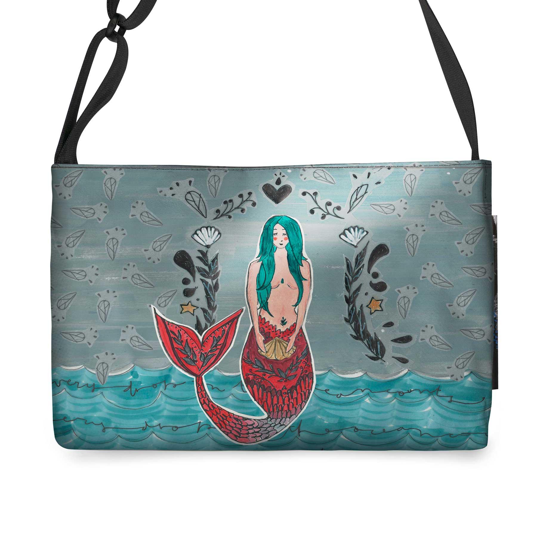 Tracolla mini Sirena
