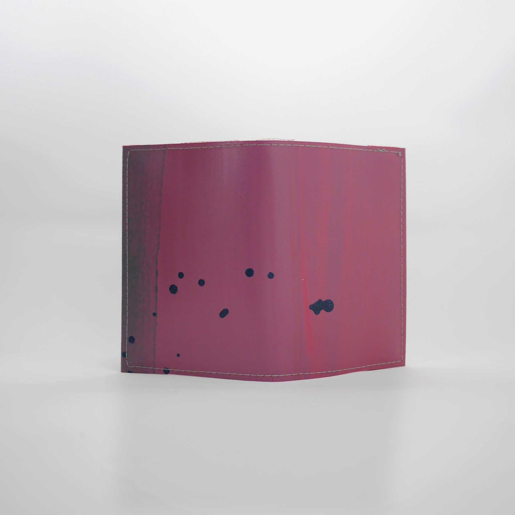 Porta passaporto llumi rosa
