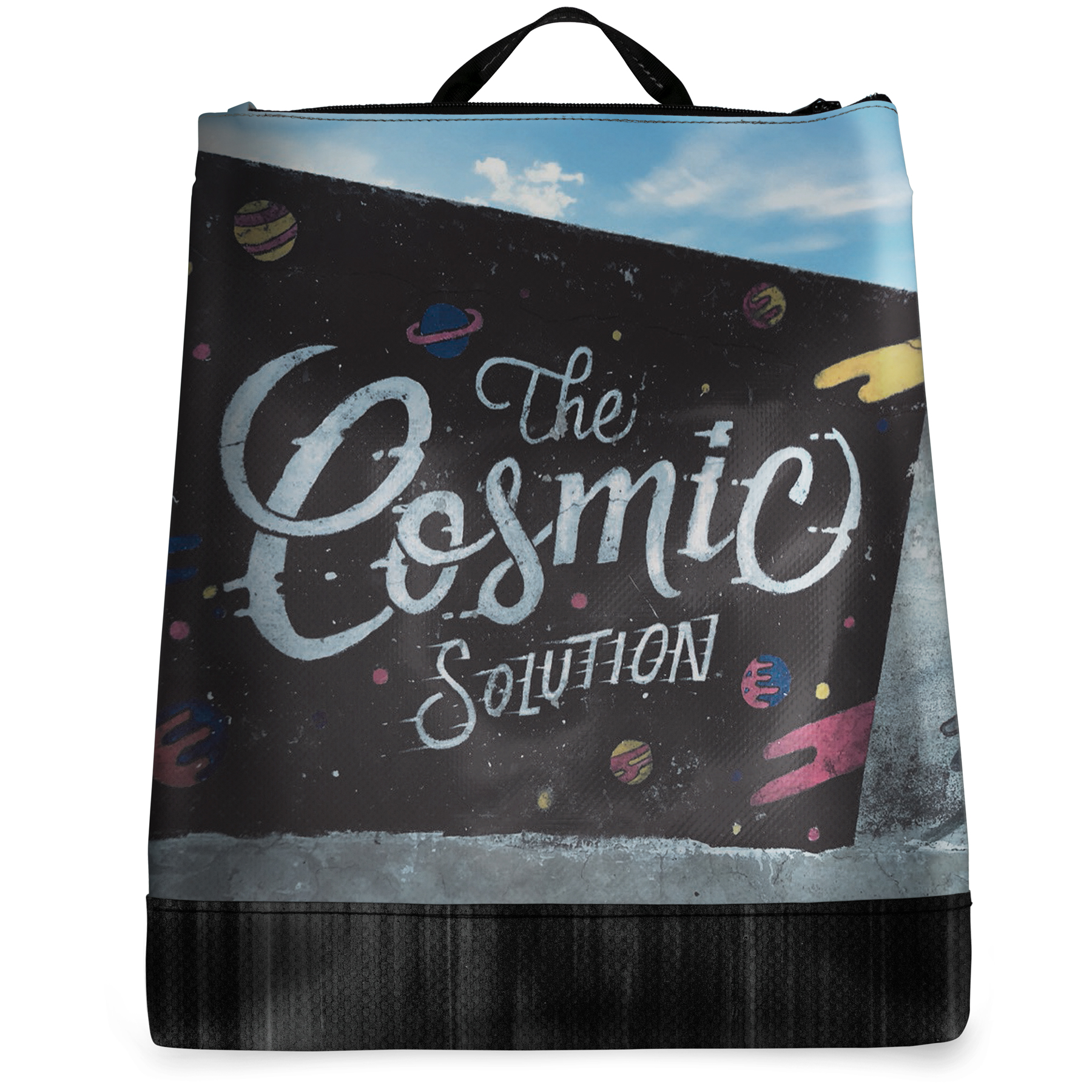 Zaino The Cosmic Solution